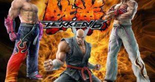Tekken 6 free download full version pc