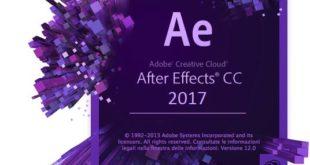 Adobe After Effects CC 2017 free download 32bit 64bit 1